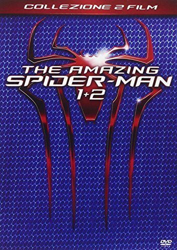 the-amazing-spider-man-collection-2-dvd-box-set-dvd-italian-import-by-andrew-garfield