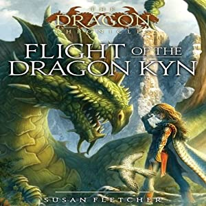 Flight of the Dragon Kyn Audiobook