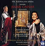 Julius Caesar - Highlights (Hickox) [Australian Import] George Frideric Handel