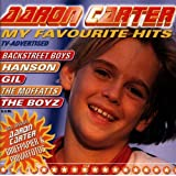 My favourite hitsby Aaron Carter