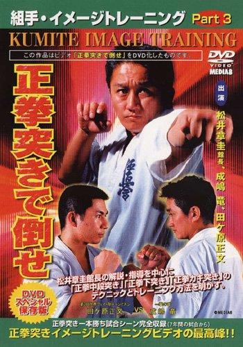 組手・イメージトレーニング Part.3 正拳突きで倒せ [DVD]