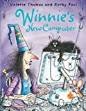 Valerie Thomas Winnie's New Computer (paperback and CD) (Winnie the Witch)