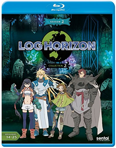 Log Horizon 2: Collection 2 [Blu-ray]