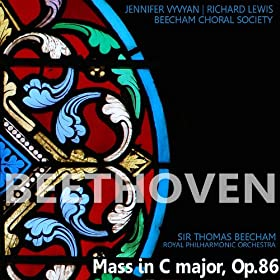 Mass in C Major, Op. 86: VI. Agnus Dei