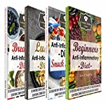 Anti Inflammatory Book Series: Get the Best-of Essential Kitchen Series - Over 100 Delicious & Easy to Cook Recipes to Fight Inflammation, Slow Aging, Combat...Yourself: The Essential Kitchen Series, 59 | Sarah Sophia