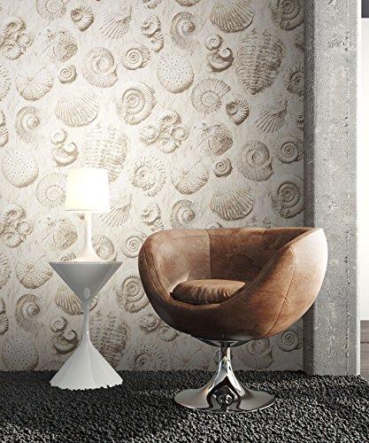 Wohnzimmer Tapete Oder Putz : sch?ne edle Tapete im Natur Design moderne 3D Optik f?r Wohnzimmer
