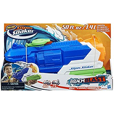 Nerf Super Soaker Breach Blast by Hasbro