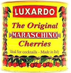 LUXARDO The Original Maraschino Cherries - 6 lb. 9.82 oz