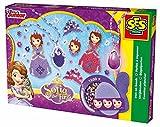 Princesa Sofía - Cuentas para planchar de la Princesa Sofía, multicolor (SES 14732)