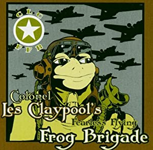 Live Frogs-Set 1