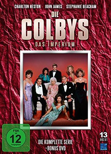 Die Colbys - Das Imperium - Gesamtedition Staffel 1+2+ Bonus Disc (13 Disc Set)
