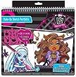 Monster High Make Up Sketch Portfolio