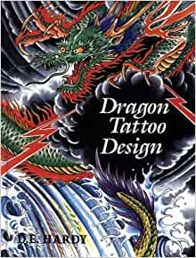 Body tattoos images photos hot, dragon tattoo design by don ed hardy ...