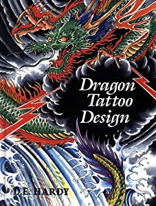 Dragon tattoo design don ed hardy for Tattoo shops hiring front desk