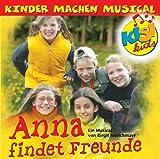 echange, troc Birgit Minichmayr - Anna findet Freunde: Anna findet Freunde. CD (Livre en allemand)