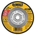 DEWALT DW4523 4-1/2-Inch by 1/4-Inch...