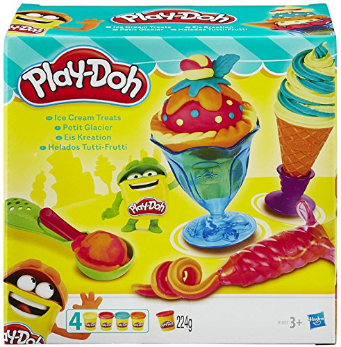 Play-doh Ice Cream Treats (Play Dough Scoops And Treats compare prices)