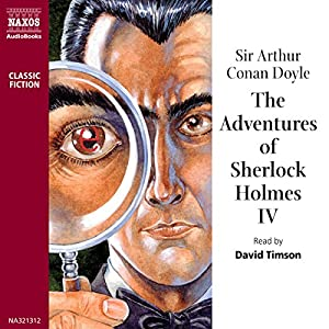 The Adventures of Sherlock Holmes IV Hörbuch