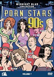 Midnight Blue Collection Volume 7: Porn Stars of the 90's