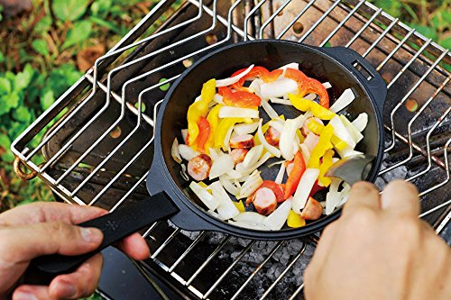 Snow Peak Cast Iron Duo Cooker