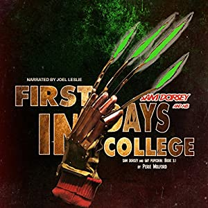 Sam Dorsey and His First Days in College Audiobook