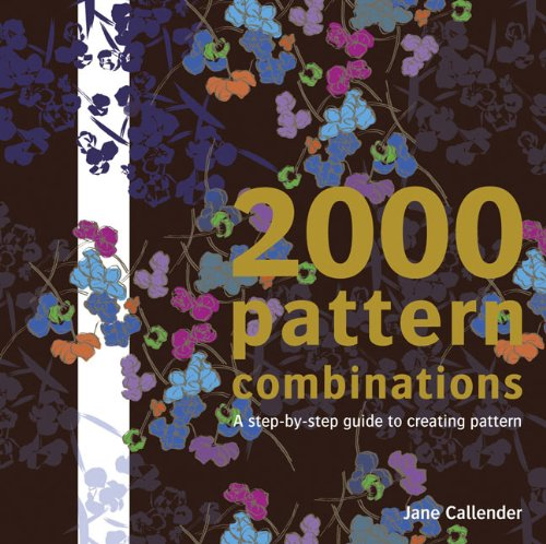 2000 Pattern Combinations: A Step-by-Step Guide to Creating Pattern PDF
