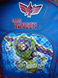 Toy Story 3 Buzz Lightyear Role Play Backpack Full Size