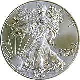 アメリカ イーグル 1ドル銀貨 2012年銘