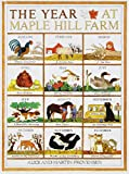 The Year at Maple Hill Farm (1442007516) by Provensen, Alice