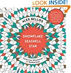 Snowflake Seashell Star: Colouring Ad...