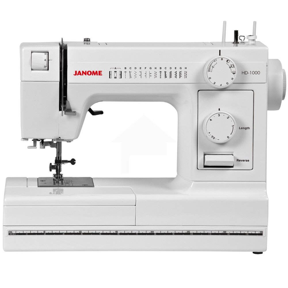janome heavy duty sewing machine