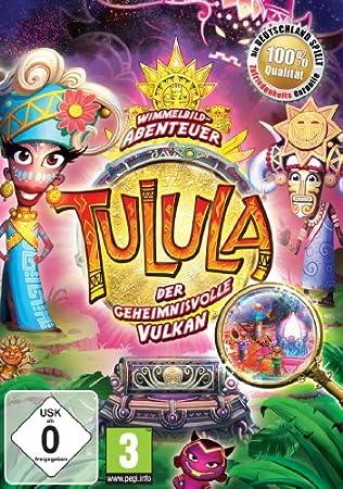 Tulula: Der Geheimnisvolle Vulkan
