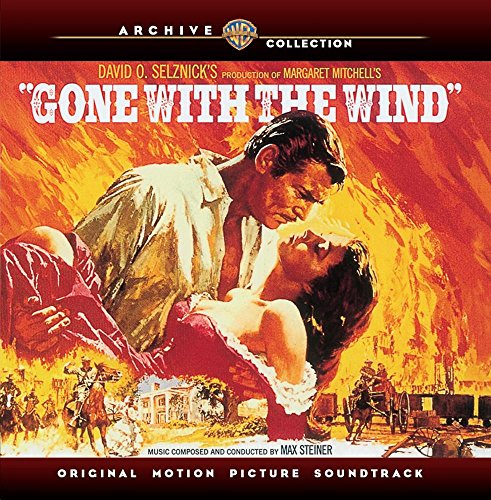 Max Steiner - Gone With The Wind: Original Motion Picture Soundtrack - Zortam Music