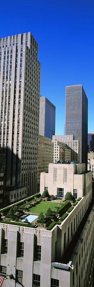 Rockefeller Roof Gardens