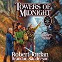 Towers of Midnight: Wheel of Time, Book 13 (       UNABRIDGED) by Robert Jordan, Brandon Sanderson Narrated by Michael Kramer, Kate Reading