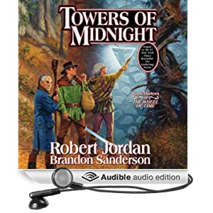 Towers of Midnight: Wheel of Time, Book 13 (Unabridged)