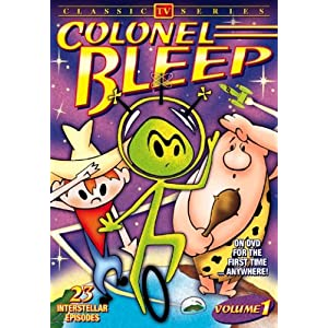 Colonel Bleep movie