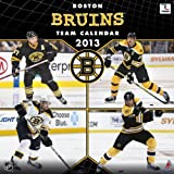 Boston Bruins Nhl 2013 Team Calendar