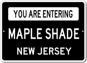 Maple Shade, New Jersey sign
