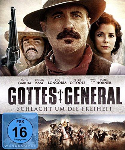Gottes General - Die Schlacht um die Freiheit [Blu-ray]