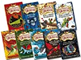 Cressida Cowell How to Train Your Dragon Collection, 9 Books, RRP £53.91 (How to Cheat a Dragon's Curse; How to Twist a Dragon's Tale; A Hero's Guide to Deadly Dragons; How to Ride a Dragon's Storm; How to Break a Dragon's Heart; How to Steal A Dragon's