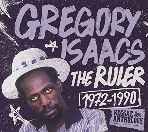 Gregory Isaacs - The Ruler: Reggae Anthology [2 Cd/dvd Combo] - Zortam Music