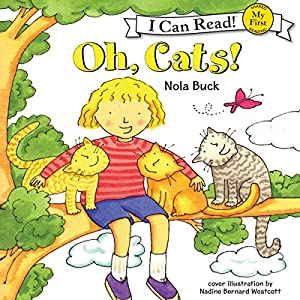Oh, Cats! Audiobook