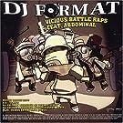 Vicious Battle Rap^s / Ill Culinary Behaviour (Remixes) - Maxi CD