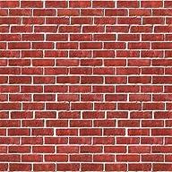 Brick Wall Backdrop Party Accessory (…