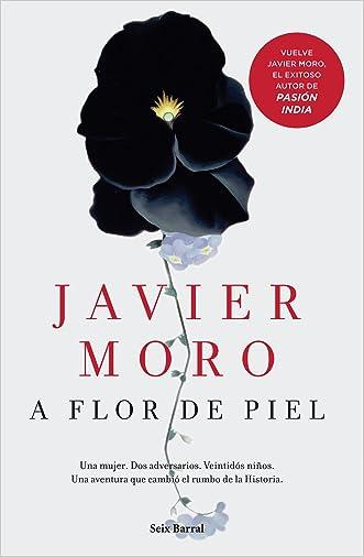 A flor de piel (Spanish Edition)