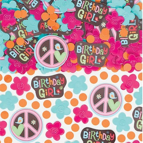 Hippie Chick Confetti Value Pack (3 types)