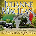 The Color of a Memory: The Color of Heaven Series, Volume 5 Audiobook by Julianne MacLean Narrated by Jennifer O'Donnell