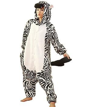 déguisement adulte zebre