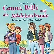 Conni, Billi und die Mädchenbande (Conni & Co 5) Hörbuch von Dagmar Hoßfeld Gesprochen von: Ann-Cathrin Sudhoff